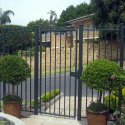 Steel Bar Fencing